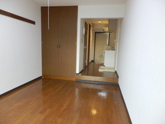 ヴィラ・パンテオン 304号室の洗面所