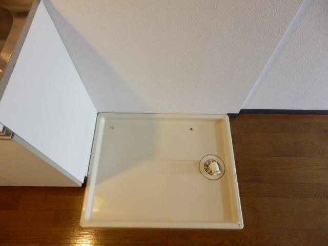 ヴィラ・パンテオン 304号室の居室