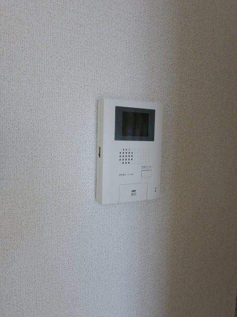 メゾン・アムール Ⅲ 02010号室のセキュリティ
