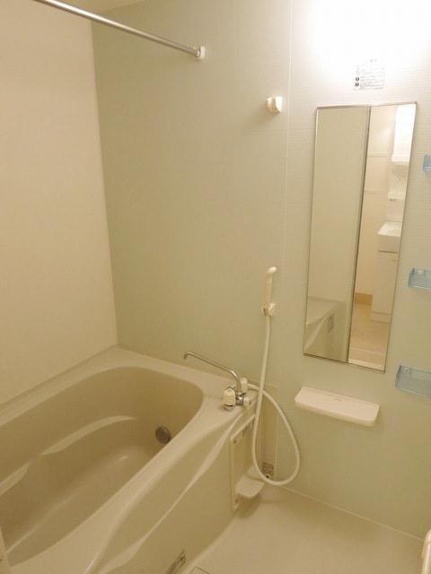 メゾン・アムール Ⅲ 02010号室の風呂