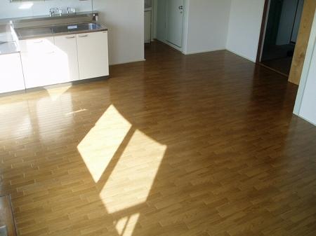 サニーホームズ横山 301号室のキッチン
