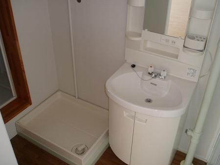 サニーホームズ横山 301号室の洗面所