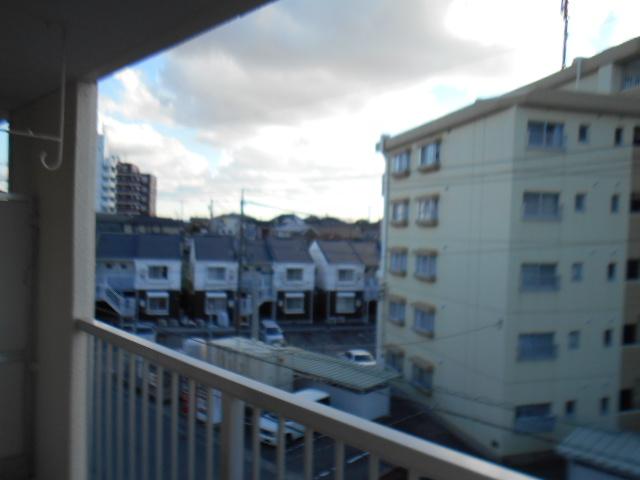 板倉ハイツ 305号室の景色