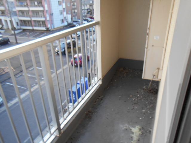 板倉ハイツ 305号室のバルコニー
