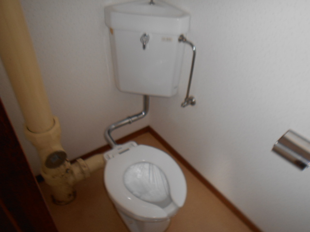 板倉ハイツ 305号室のトイレ