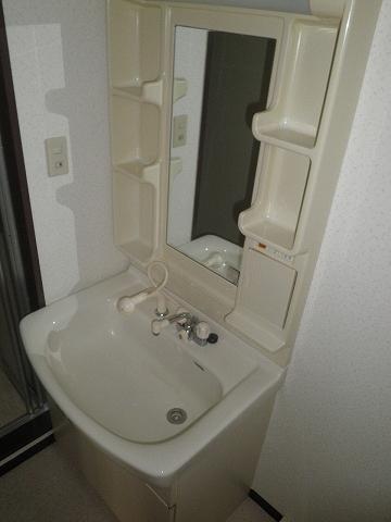 イーストロイヤル斉藤 505号室の洗面所