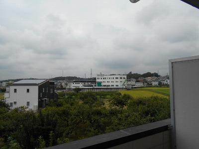 福岡ワンルームマンション A112号室の景色