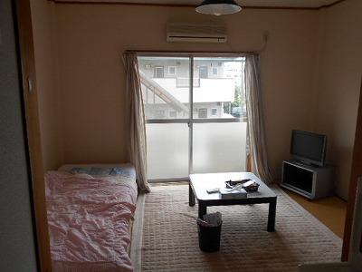 福岡ワンルームマンション A112号室のリビング