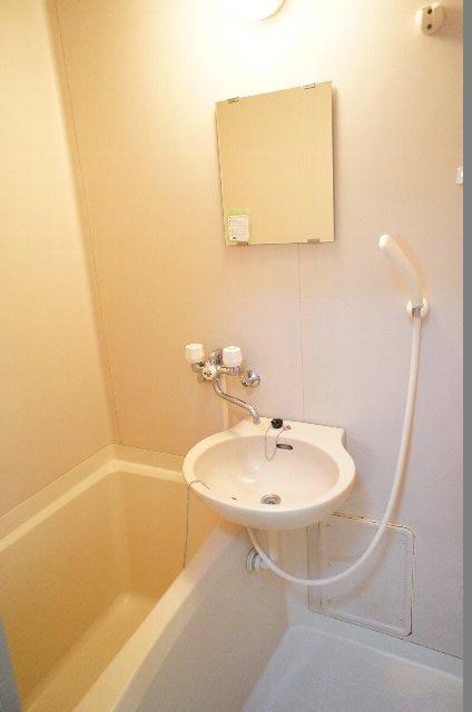 シェルブライト三番館 306号室の風呂