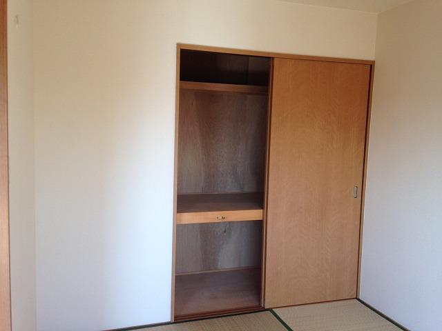 リーニエントN 4-B号室の収納