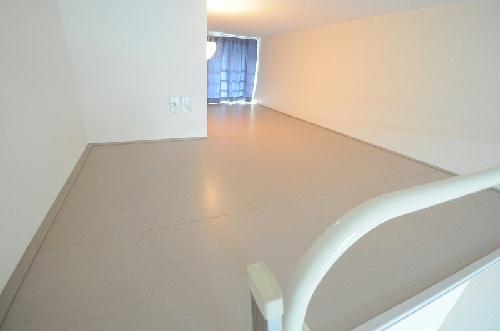 レオパレスシーサイド 201号室の収納