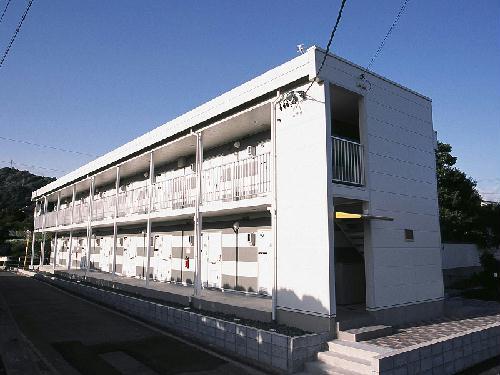 レオパレスリバーサイド 206号室の外観