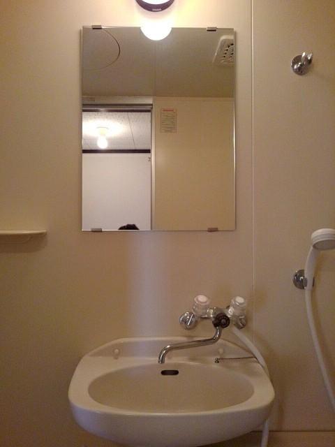 エルディム泉 02010号室の洗面所
