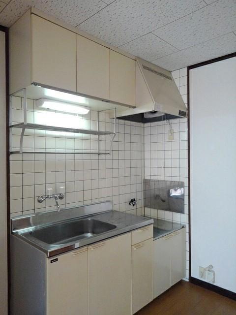 エルディム泉 02010号室のキッチン