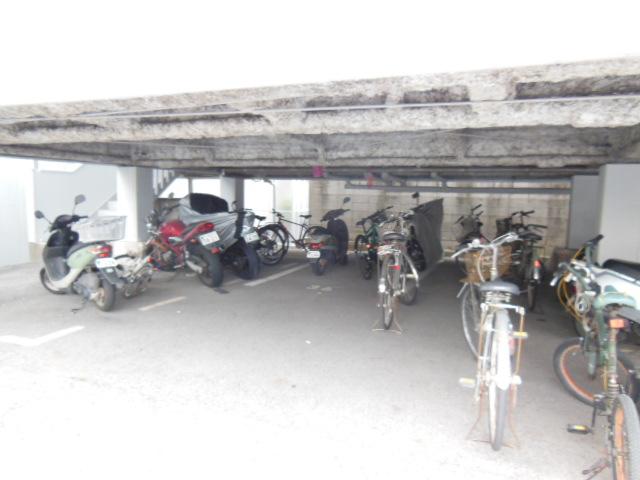 シャンポール三栄前山Ⅱ 105号室のその他共有