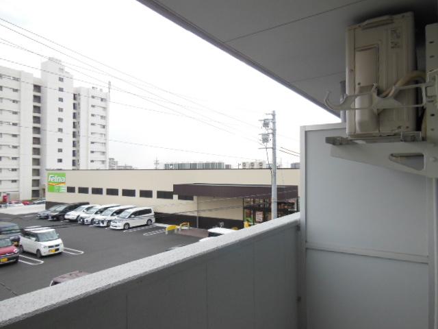 シャンポール三栄前山Ⅱ 105号室の景色