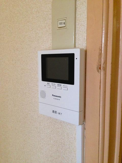 C'pac三河豊田 102号室のセキュリティ