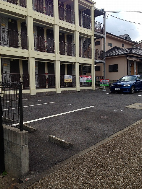 C'pac三河豊田 102号室の駐車場