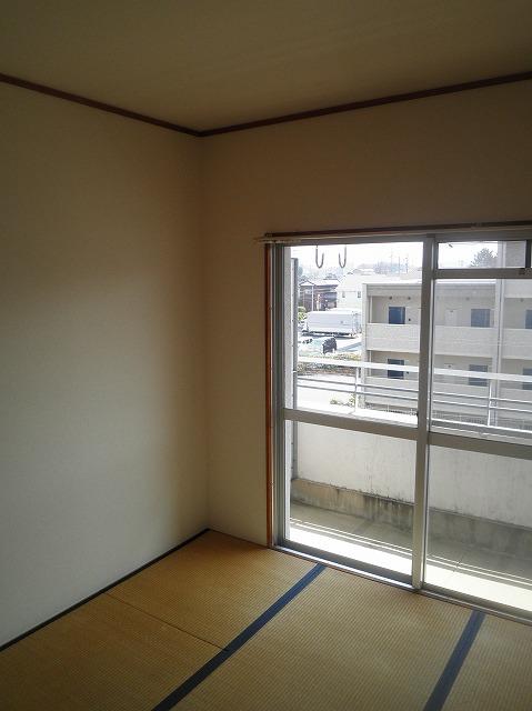 サンハイツ大豊 3-C号室の景色