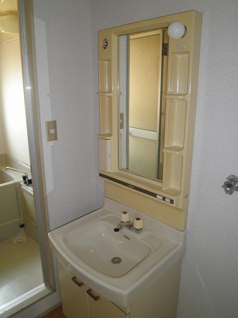 サンハイツ大豊 3-C号室の洗面所