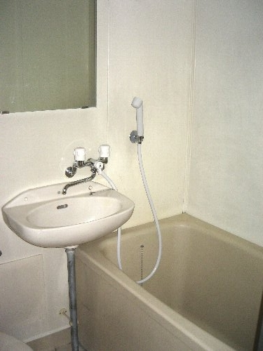 コーポ平成Ⅰ 201号室の洗面所