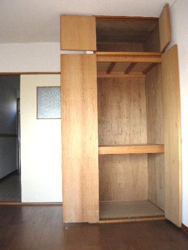 コーポ平成Ⅰ 201号室の収納