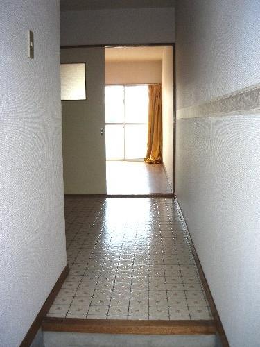 コーポ平成Ⅰ 201号室の玄関