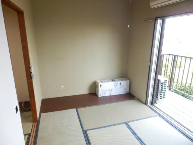 富貴荘 G号室の居室