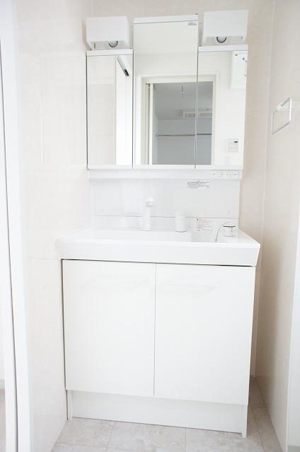 INTERCITYYAMANOTE 401号室の洗面所