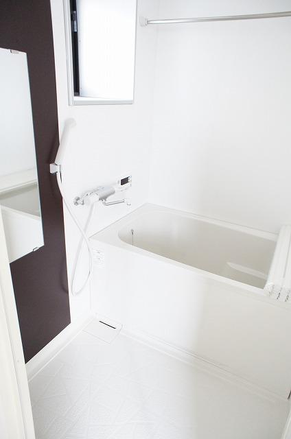 INTERCITYYAMANOTE 401号室の風呂