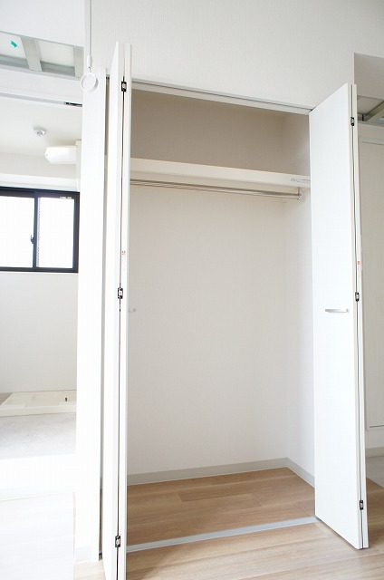 INTERCITYYAMANOTE 401号室の収納