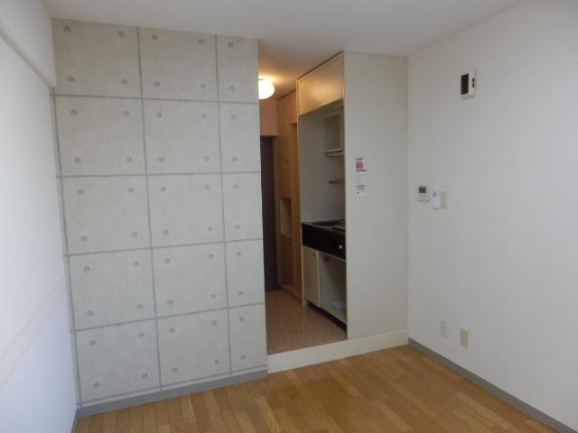キソービクトリア自由が丘 205号室のベッドルーム