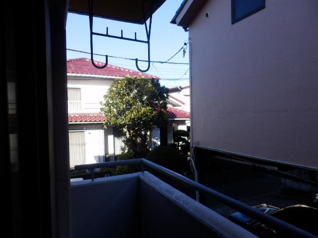 キソービクトリア自由が丘 205号室の景色