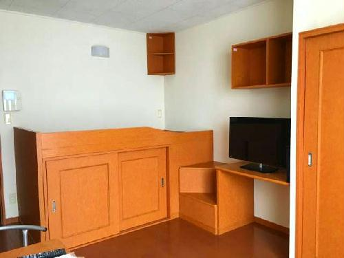 レオパレス葵 209号室の居室