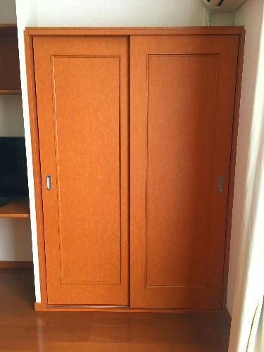 レオパレス葵 209号室の収納