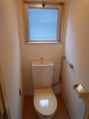 シャンボール豊田A 106号室のトイレ