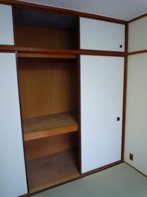 シャンボール豊田A 106号室の収納