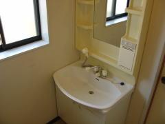 イーストヒル 201号室の洗面所
