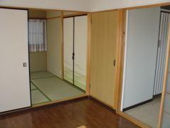 イーストヒル 201号室の収納
