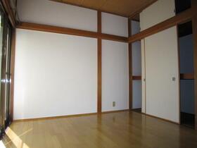 菅田方アパート 101号室のベッドルーム