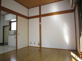 菅田方アパート 101号室のリビング