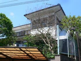 菅田方アパート外観写真