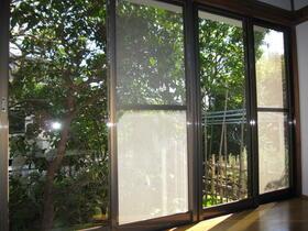 菅田方アパート 101号室のバルコニー