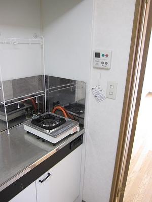 セントラルコート斎藤 306号室のキッチン