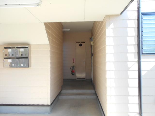 サン福安 101号室のセキュリティ