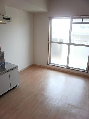 シティサイド鬼頭 A201号室のキッチン