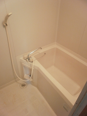 シティサイド鬼頭 A201号室の風呂