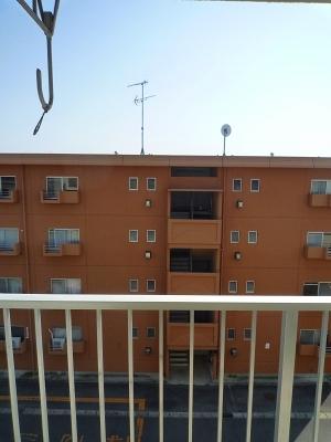 三宅ビル 402号室の景色
