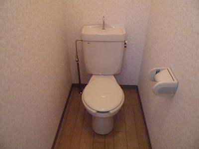 ライトヒル27 105号室のトイレ