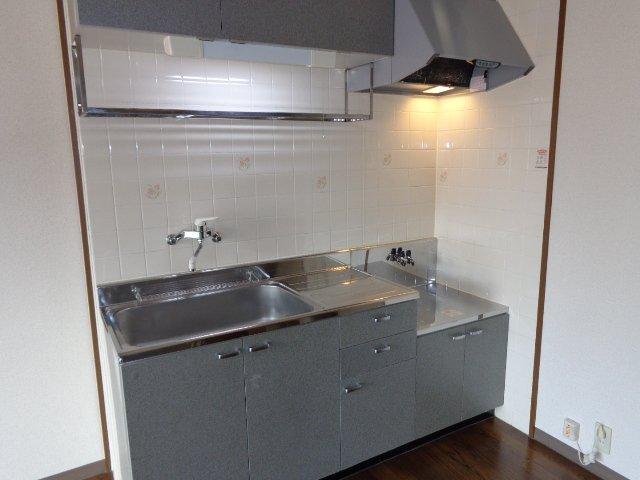 サンタプレイス岡崎 301号室のキッチン